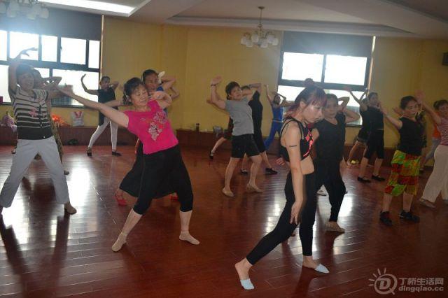 民族舞教学