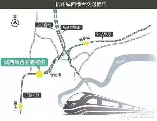 未来杭州市民可以坐着高铁去浦东机场了